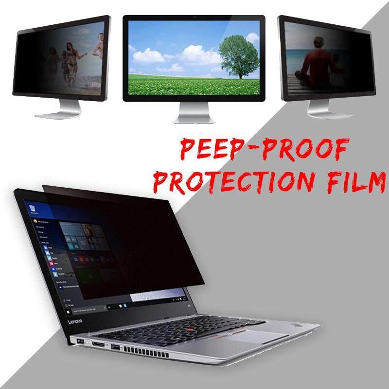 Ultra Thin Screens Protector 14 Inch Full Coverage PET Black PC Computer Desktop Laptop Guard Protective Film Privacy Filter Laptop Protective Film Anti Scratch Notebook Screen