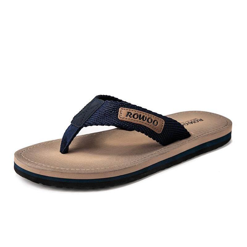 aacc0c5b Slipper Male Summer Fashion Outer Wear 2019 New Style Men Outdoor Fashion  Slipper Sandals Anti-