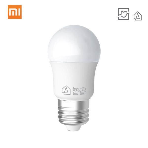 Bóng đèn LED Xiaomi Mijia zhirui E27, ánh sáng trắng 6500K 5W tiết kiệm năng lượng cho đèn Trần/Đèn bàn