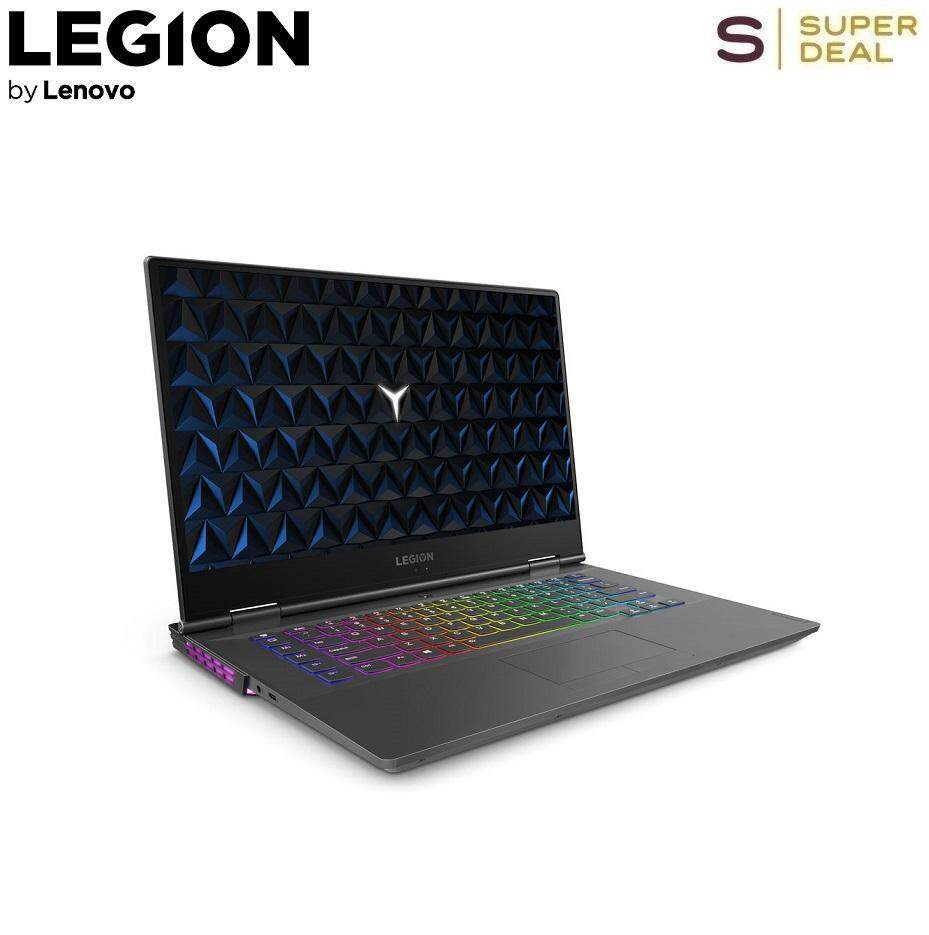 Lenovo 15.6  Legion Y740 Gaming Laptop Core (i7-9750H  ,16GB  ,1TB HDD+512GB SSD ,GTX 1660 Ti) Malaysia