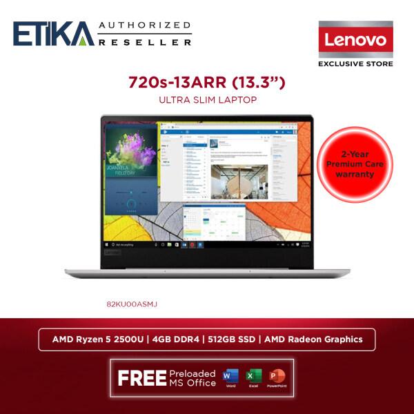 Lenovo IdeaPad 720s-13ARR 81BR0018MJ 13.3 FHD   AMD Ryzen 5 2500   4GB   256GB SSD   AMD Radeon VEGA Malaysia