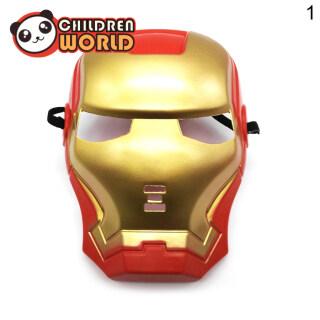 Childrenworld Marvel Avenger Mặt Bìa Prom Hiệu Suất Masquerade Đạo Cụ Bên Trang Trí thumbnail