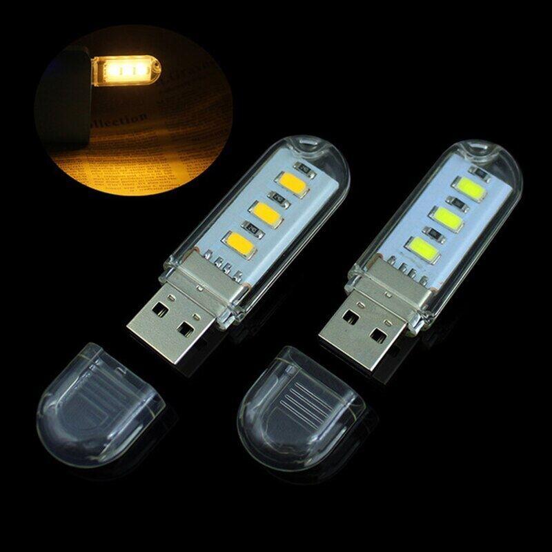 Bảng giá Mini Di Động Tiết Kiệm Điện 5730 Đèn LED USB Đèn Bàn Đọc Sách Ban Đêm USB Tiện Ích Dành Cho Máy Tính Xách Tay Máy Tính Laptop Điện ngân Hàng Phong Vũ