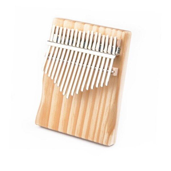 Kalimba Thumb Piano 17 Keys, Portable Mbira African Wood Finger Piano Gift for Kids Adult Beginners Professional High Quality Malaysia