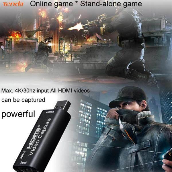 Giá Thẻ Chụp Video HD 1 Chiều HDMI Sang USB 2.0 1080P Chuyển Đổi Cho Windows