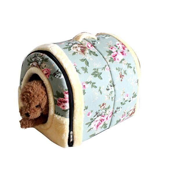Hang Ngủ Ấm Có Thể Tháo Rời Sofa Giường Thỏ Mèo Chống Trượt Cũi Có Thể Giặt Nhà Cho Chó