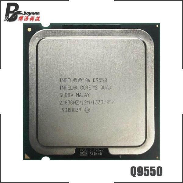 Bảng giá Core 2 Quad Q9550 2.8 GHz Quad-Core CPU Processor 12M 95W 1333 LGA 775 Phong Vũ