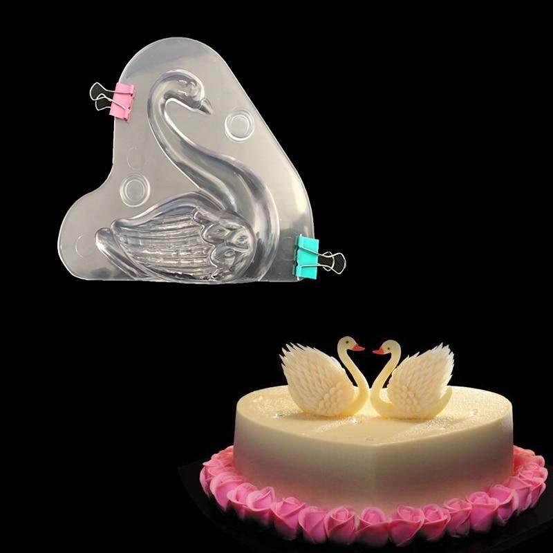 3D Men s Shoes Shape Plastic Plastic Chocolate Mold Polycarbonate Jelly Candy