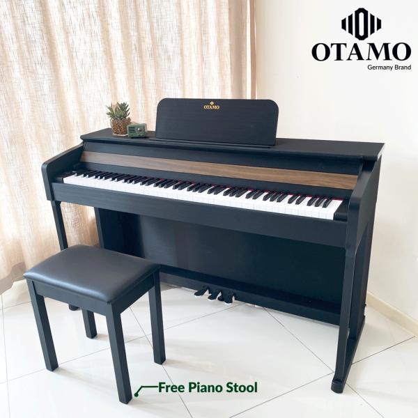 OTAMO K1 88 Keys Digital Piano[Free Piano Stool][2 Years Warranty] Malaysia