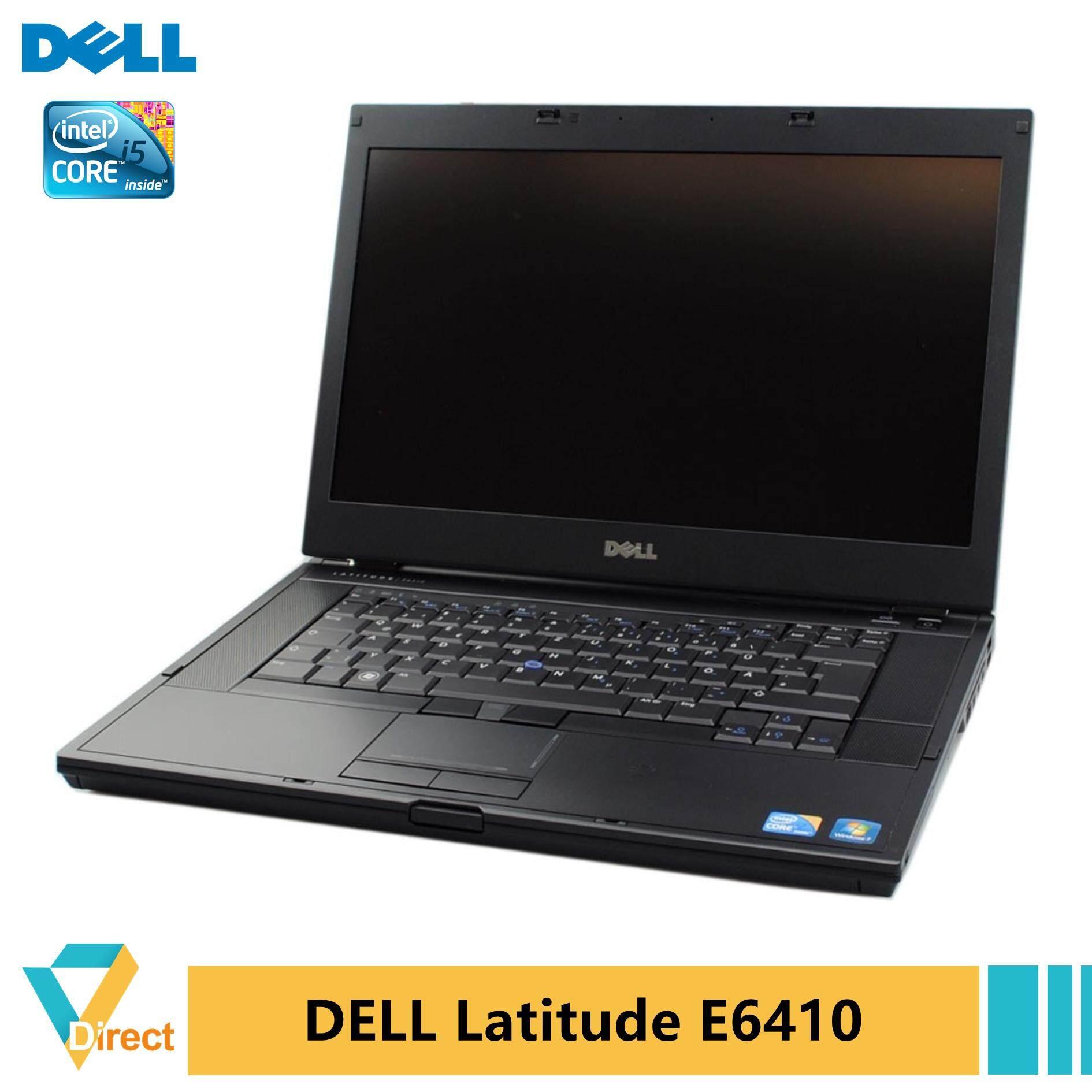 NEW BATTERY 8GB RAM 1TB SSD Core i5 Dell Latitude E6410 laptop PC  also 4GB 240GB 480GB Malaysia