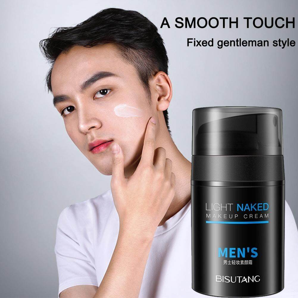 Men S Light Makeup Face Cream Lazy Bb