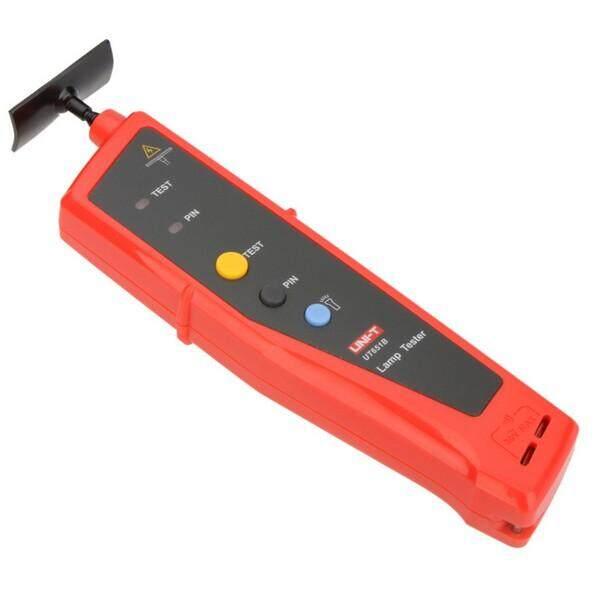 Uni-T Ut651b Handheld Lamp Tester Detector Led Light Bulbs Tester With Extended Antenna Flashlight By Moonbeam.