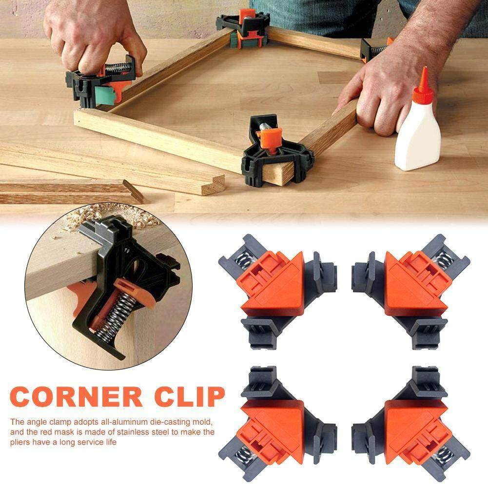 Costel [COD best seller] Multifunction Angle Clamp Corner Clip Fixer for Wood-Working, Engineering, Etc