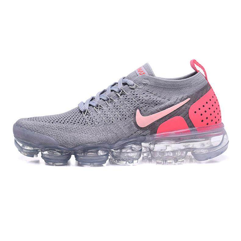 huge selection of 4e1e0 2a0f4 NIKE Air Vapormax Flyknit Womens Running Shoes Breathable Stability Support  Sports Sneakers For Women Shoes 942843