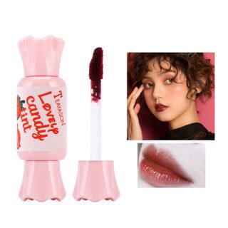 Phụ Nữ Mỹ Phẩm Môi Trang Điểm Không Thấm Nước Giữ Ẩm Lip Gloss Kẹo Hình Dạng Lip Glaze Son Môi Lỏng thumbnail
