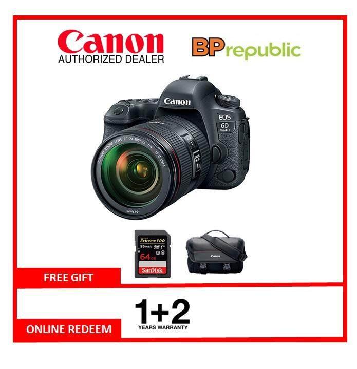 Canon EOS 6D MK II ( EF 24-70 L IS)
