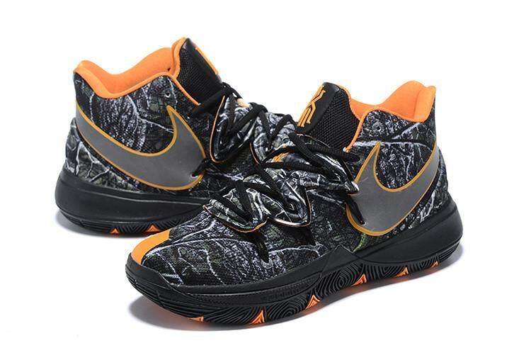 Nike Asli Kyrie Irving 5 Pria Basketaball Ukuran Sepatu  40 ~ 45 Penjualan  Global a76a879a46