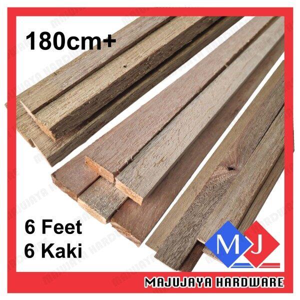 Kayu Papan Pallet Papan Lapis Papan Bahan Kayu Nipis Tebal Kayu Pallet Pine Siap Diketam Wood Stick DIY 1PCS