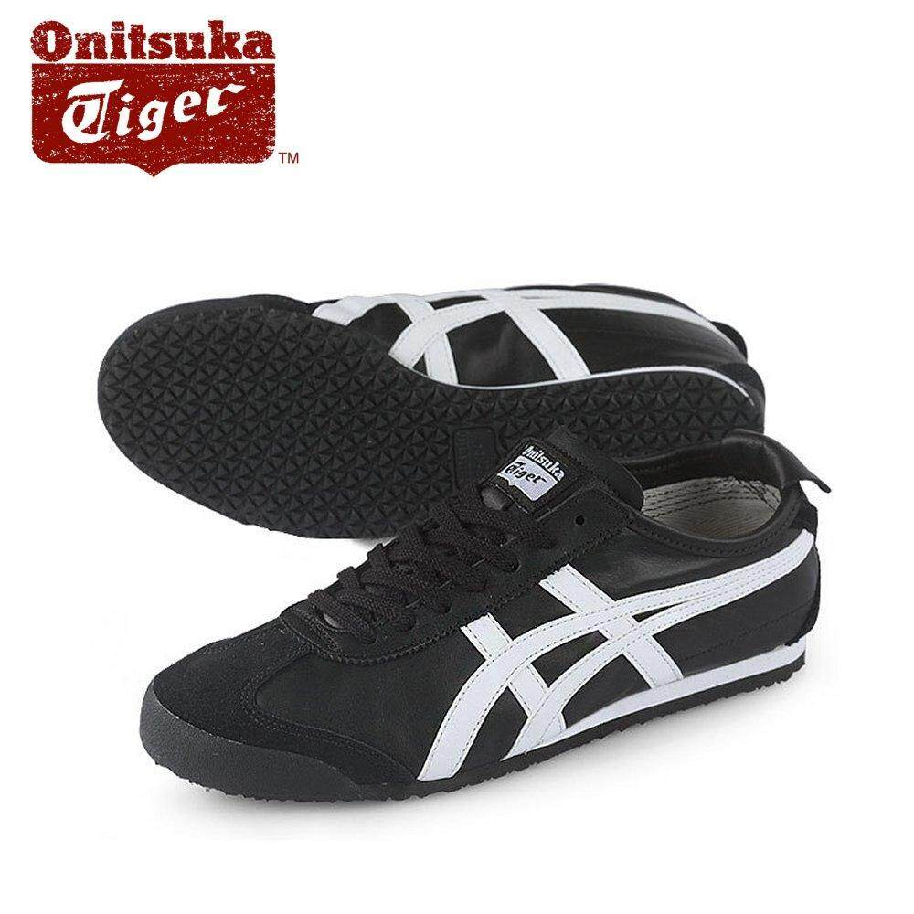 quality design be7fc e17d8 Onitsuka Tiger Unisex Mexico 66 DL408_9001 Black/White
