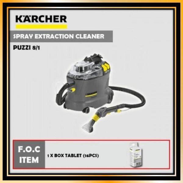 KARCHER SPRAY EXTRACTION CLEANER PUZZI 8/1C