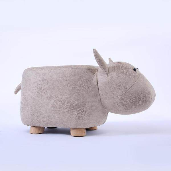 Animal Bench Solid Wood Should Be Home Baby Cute Cartoon Sofa Stool Creative Elephant Children Small Bench