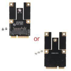 Bộ Điều Hợp Thẻ M.2 NGFF Mới Bộ Điều Hợp Từ A Sang Mini PCI-E Bộ Điều Hợp Thẻ Wifi Không Dây PCI Express