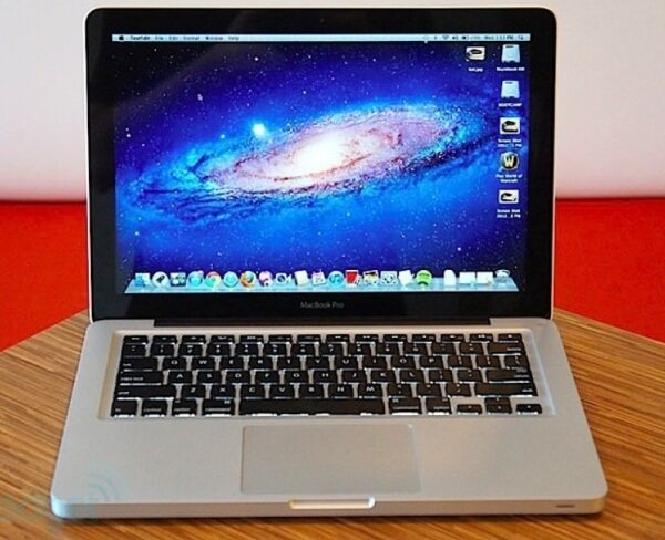 MacBook Pro 13 Core i5 - 2.5GHz 8GB 500GB HDD Year Mid 2012 Malaysia