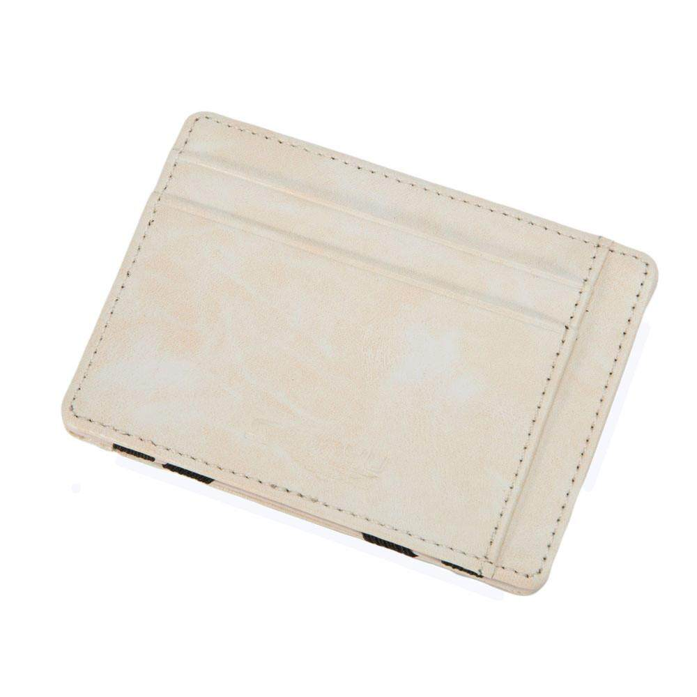 Women Men Bifold Business Leather Wallet ID Credit Card Holder Pockets