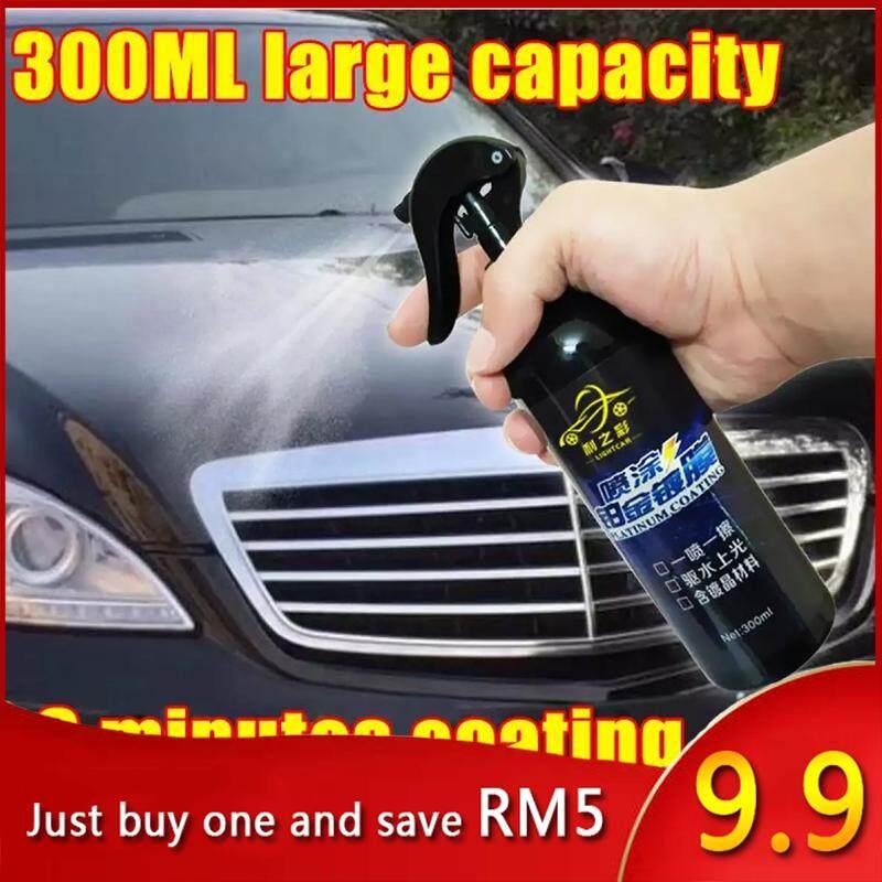 Automotive coating nano coating agent Platinum liquid plating crystal car  paint coating hand spray crystal glaze