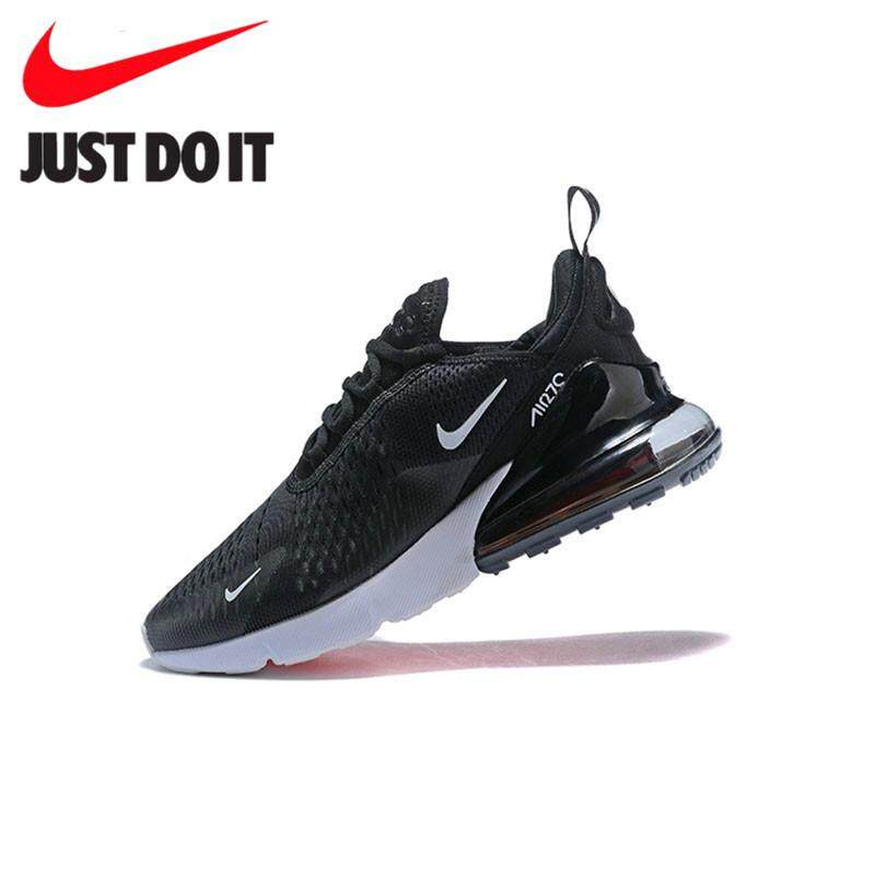 Nike 2019 new AIR MAX 270 sports shoes breathable mesh cushion cushion shoes running shoes