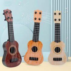 Đàn Ukulele dành cho người mới bắt đầu, trẻ em tập làm quen với âm nhạc (Màu sắc ngẫu nhiên) – INTL
