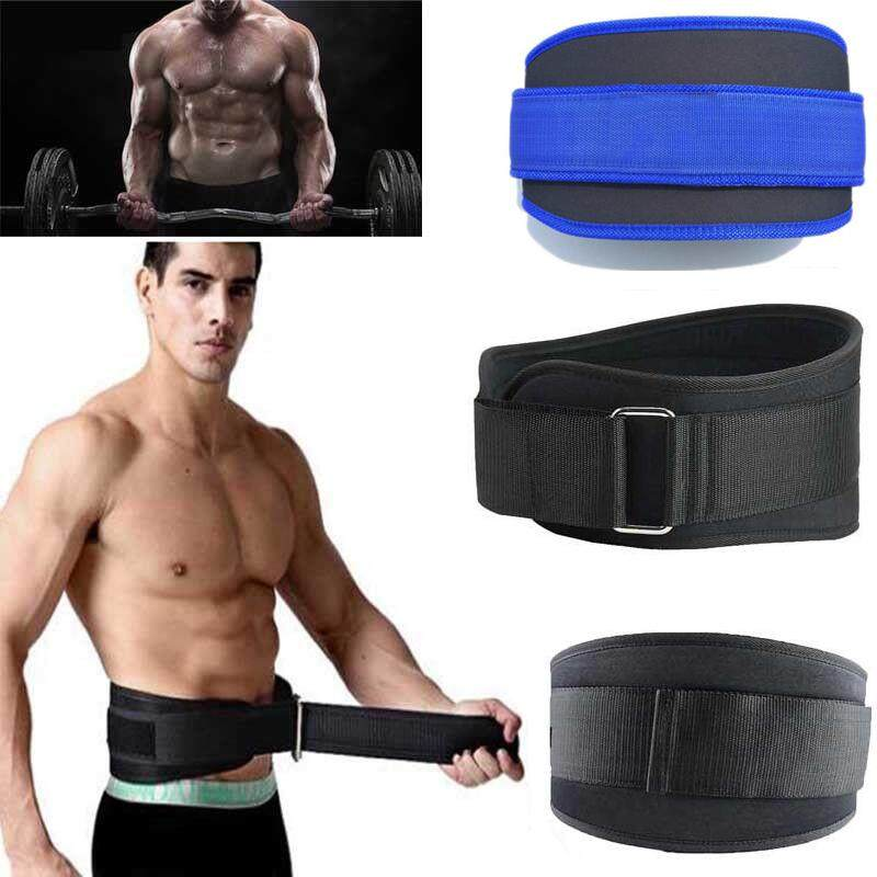 Weight Lifting Belt Gym Workout Musculation Training Back Support Belts for Men
