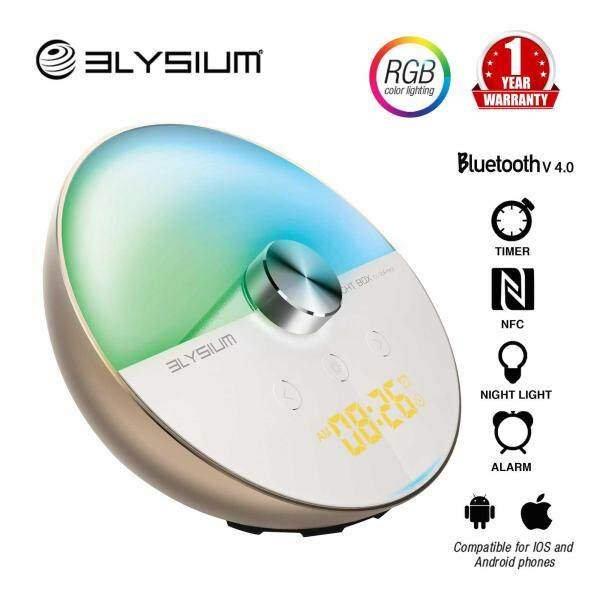 Elysium Light Box Smart Bluetooth Audio Speaker with RGB Color Lighting Malaysia