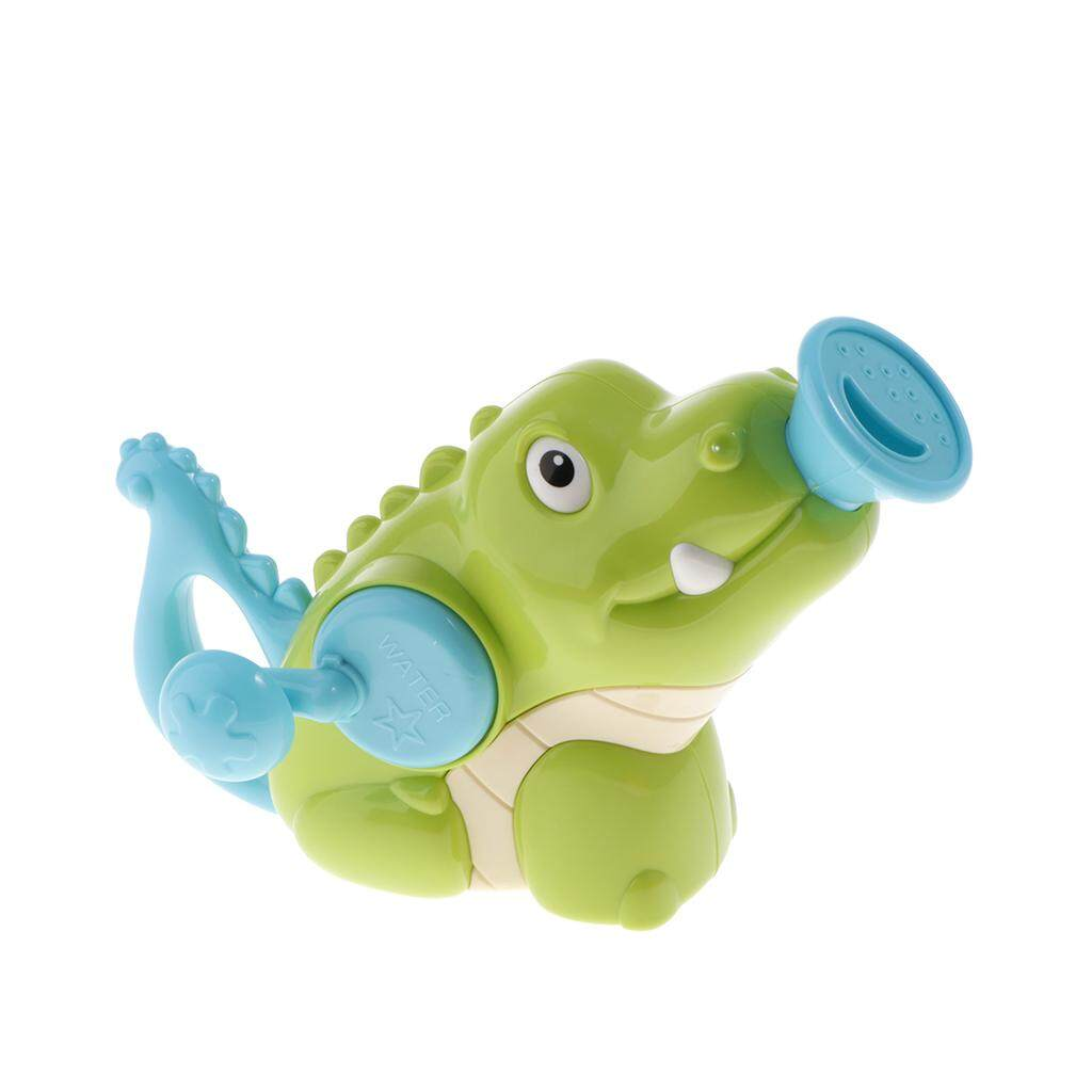 Adorable Animal Shaped Watering Can Sprinkler Water Toys for Kids Crocodile