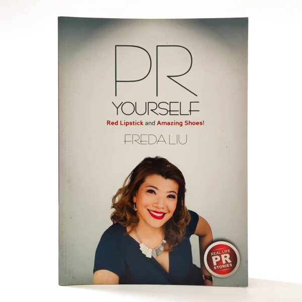 PR Yourself. Red Lipstick and Amazing Shoes! - Freda Liu - Tool kit for branding, raise brand for business, public relation, marketing Malaysia