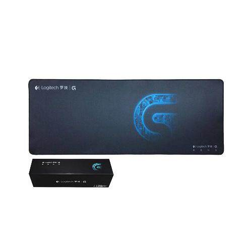 Logitech Extended Mousepad Shadow Design Malaysia