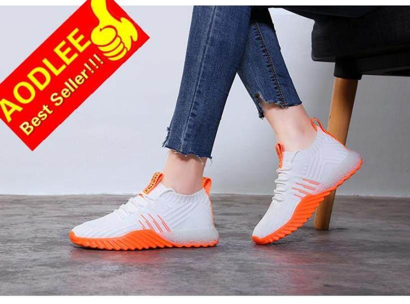 Aodlee Thời Trang Dành Cho Nữ Thoải Mái Thể Thao Chạy Bộ Nữ Giày Nữ Thoáng Giày Nữ giá rẻ