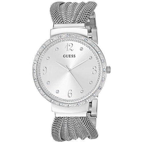 jam tangan wanita. Source · GUESS Women's Quartz Stainless Steel Casual Watch .