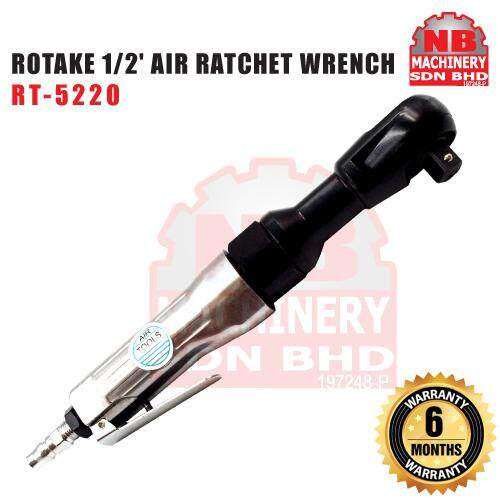 ROTAKE 1/2 AIR RATCHET WRENCH RT-5220