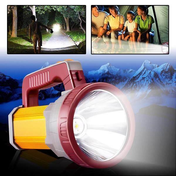 【Free Shipping + Flash Deal】3000LM Super Bright LED Flashlight Spotlight Waterproof Searchlight Torch