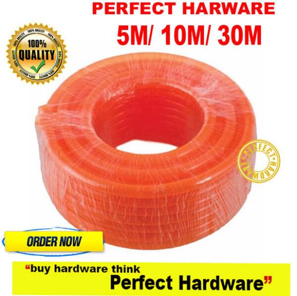 ✨5M /10M /30M✨ 16MM X 2.0MM PREMIUM GARDEN HOSE ✨WATER HOSE PVC LAWN  PIPE GETAH PAIP SIRAM BUNGA HOSE TAMAN