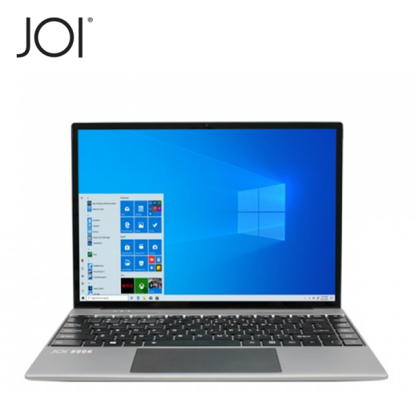 "JOI Book 200 Pro 13.5"" FHD Laptop Grey ( Pentium J3710, 4GB, 64GB + 256GB SSD, Intel, W10P ) Malaysia"