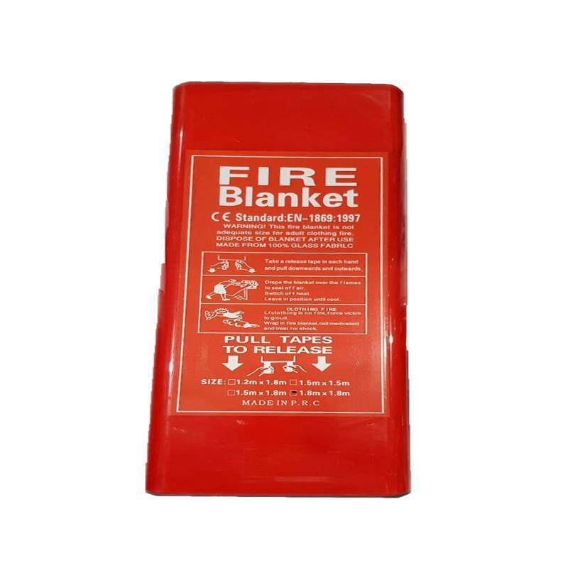 Fire Blanket 4ft x 6ft (White)