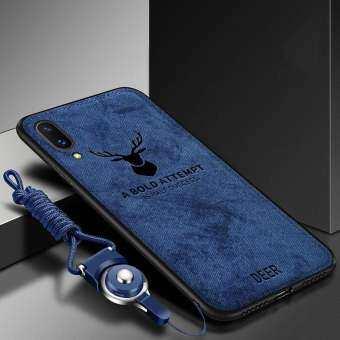 สำหรับ Vivo V11/V11 Pro/V11Pro เคสกันกระแทกซิลิโคนนิ่มหรูหรา + ผ้ากวางป้องกันฝาหลังอุปกรณ์เสริมมือถือโทรศัพท์-