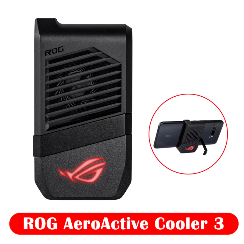 Original  New ASUS ROG Phone 3 Cooling Fan Aero Active Cooler3 Accessories only for ROG 3 Smartpphone Malaysia