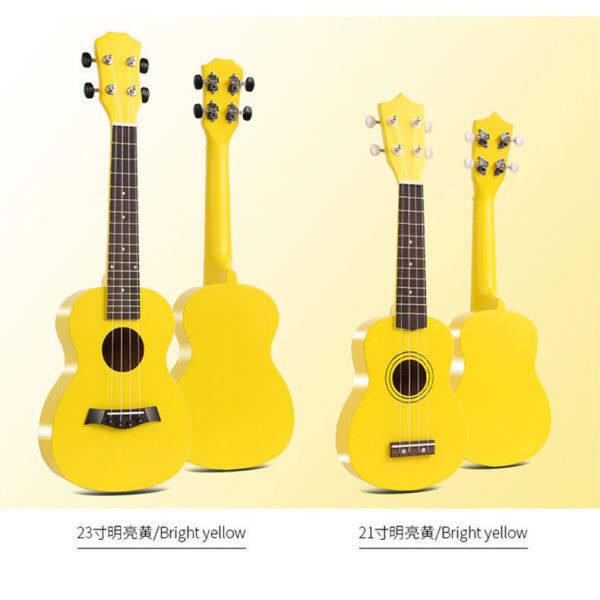 ❦℡◄ Các Nhà Sản Xuất Tại Một Giải Phóng Mặt Bằng Đặc Biệt Là Trong Kerry Trong Đàn Guitar Gỗ Nhỏ Lili 21 Inch Trẻ Em Người Mới Bắt Đầu Ukraine Có Thể Chơi