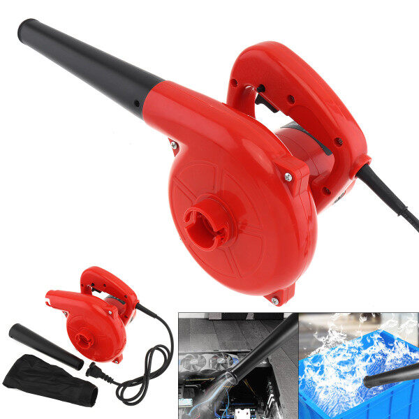 220V 600W 16000rpm Multifunctional Portable Electric Blower Duster Dust Collector with Suction Head Bag for Removing Dust
