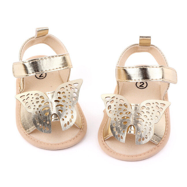 Giày Cho Bé Mới Biết Đi Bé Gái Công Chúa Bé Dễ Thương Đi Bộ Đầu Tiên Giày Mùa Hè giá rẻ