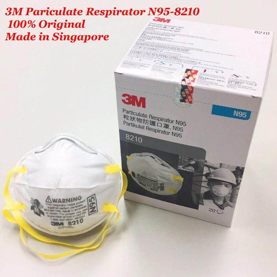 3m mask 8210 n95