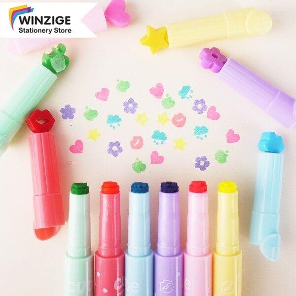 Mua Winzige 1 Chiếc Bút Đánh Dấu Nổi Bật Đáng Yêu Đồ Dùng Văn Phòng Phẩm Trường Học